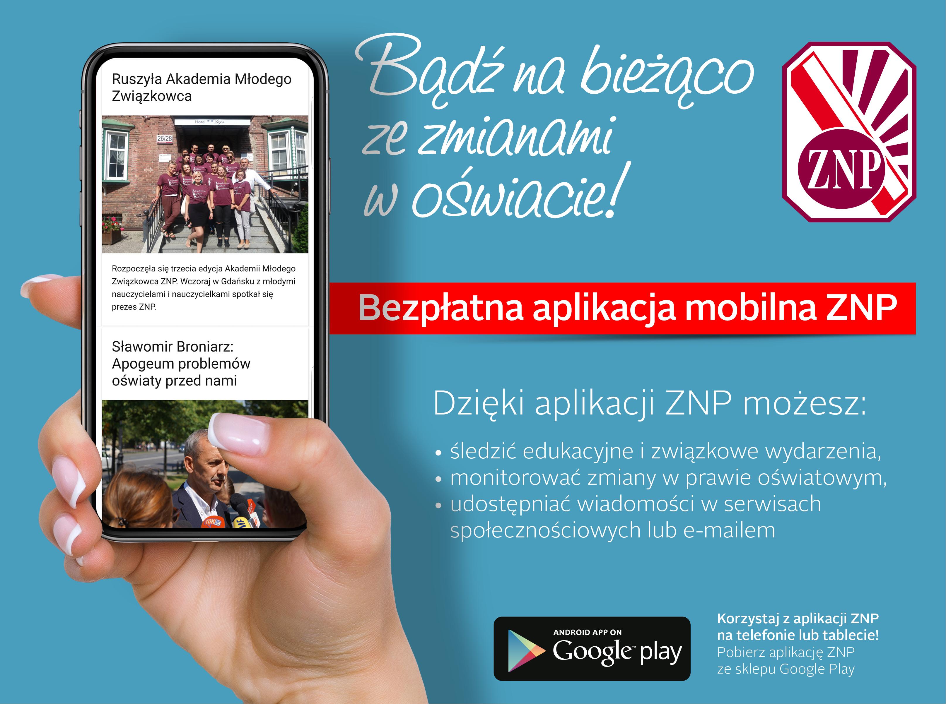 Aplikacja Znp Prawo Znp