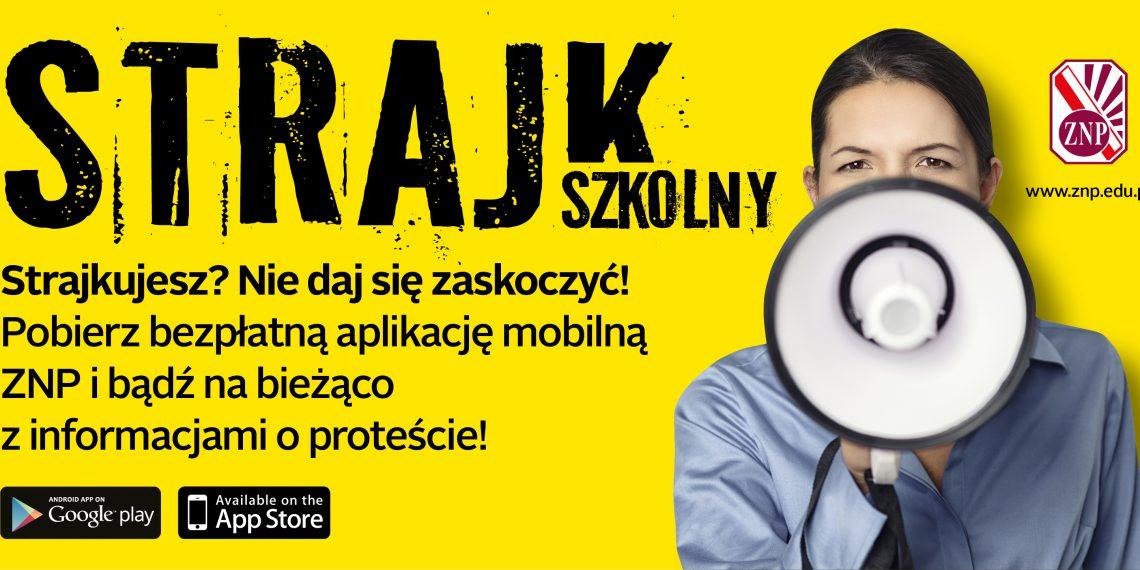 Komunikat ZNP w sprawie deklaracji udziału w strajku