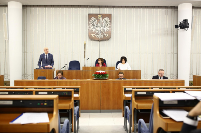 Senat przyjął nasze poprawki dot. podwyżek od stycznia