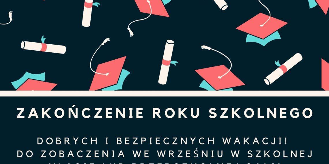 List prezesa ZNP z okazji zakończenia roku szkolnego 2019/2020