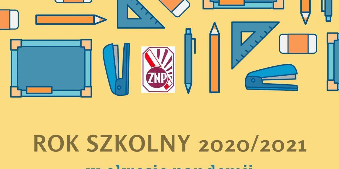 List prezesa ZNP z okazji rozpoczęcia roku szkolnego 2020/2021