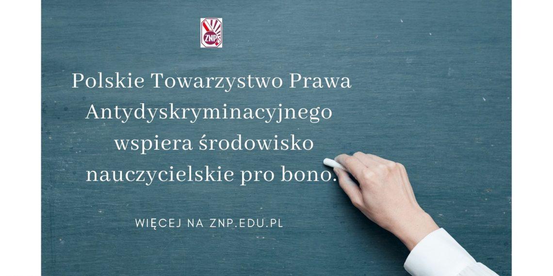 Wsparcie prawne pro-bono dla nauczycielek i nauczycieli