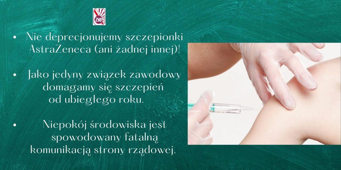 AstraZeneca – informacje Urzędu Rejestracji Produktów Leczniczych