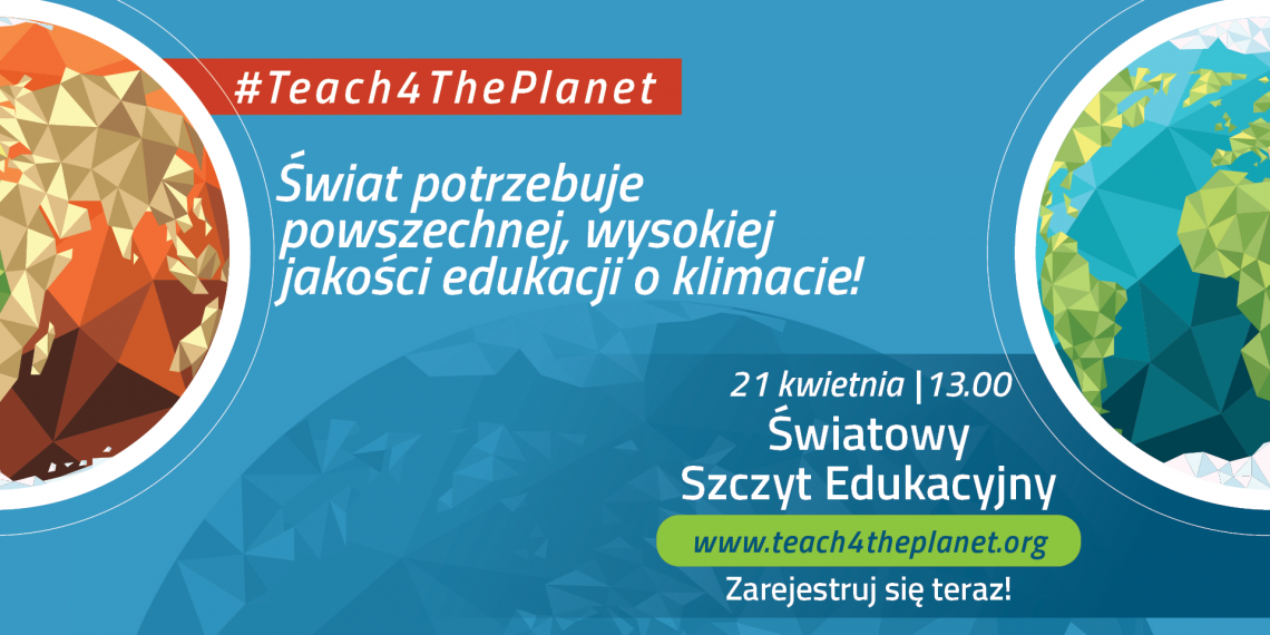 Kampania: Nauczanie dla Planety